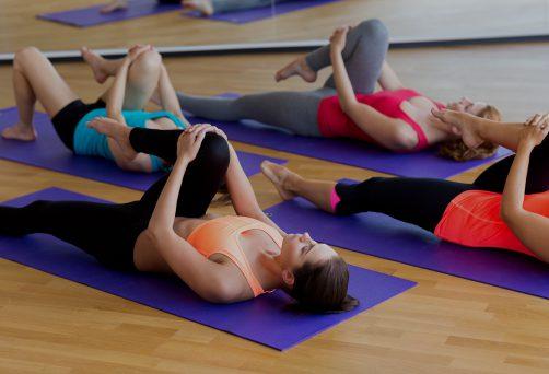 02 | Yoga in den Sommerferien mit Annette | 02.08. – 06.08.2021