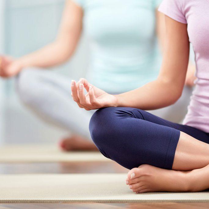 <br>Yoga und Ferien